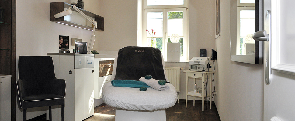 BABOR BEAUTY SPA Claudia Singer - Behandlungsraum